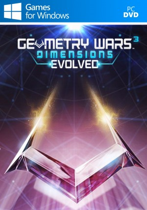 Copertina Geometry Wars 3: Dimensions - PC