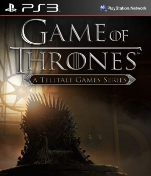 Copertina Game of Thrones Episode 1: Iron From Ice - PS3