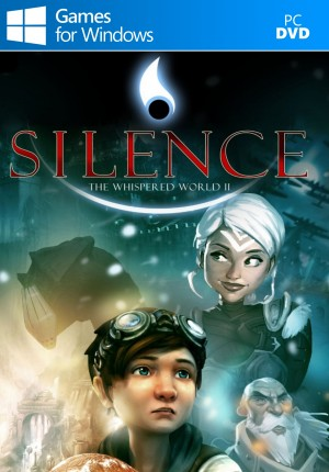 Copertina Silence - The Whispered World 2 - PC