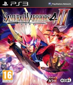 Copertina Samurai Warriors 4-II - PS3