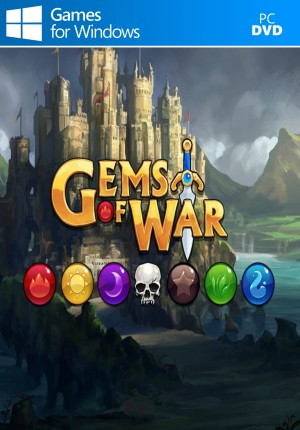 Copertina Gems of War - PC