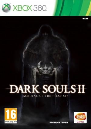Copertina Dark Souls II: Scholar of the First Sin - Xbox 360