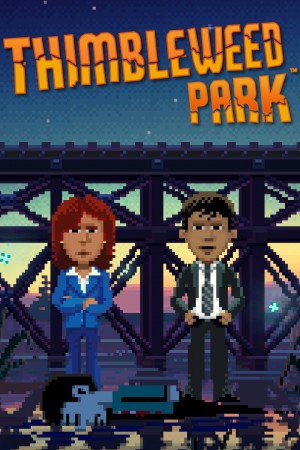 Copertina Thimbleweed Park - PC