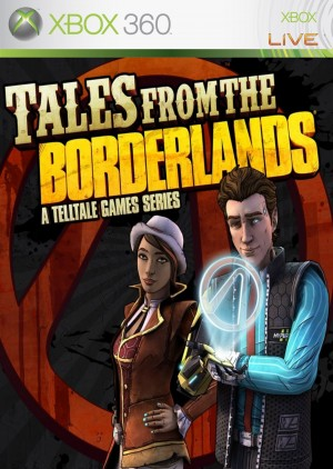 Copertina Tales from the Borderlands - Xbox 360