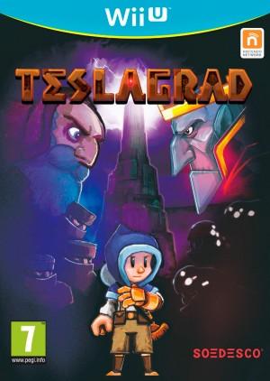 Copertina Teslagrad - Wii U
