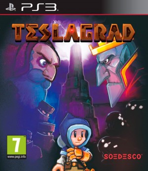Copertina Teslagrad - PS3