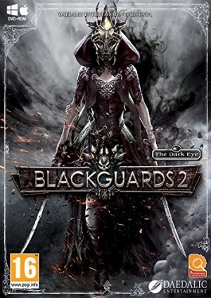 Copertina Blackguards 2 - PC