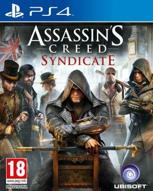 Copertina Assassin's Creed Syndicate - PS4