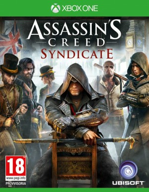 Copertina Assassin's Creed Syndicate - Xbox One