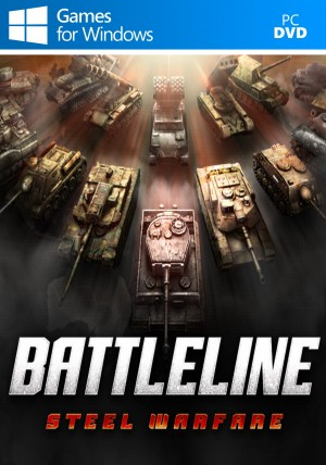 Copertina Battleline: Steel Warfare - PC