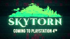 Copertina Skytorn - PS4