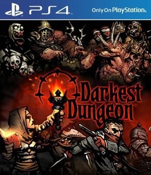 Copertina Darkest Dungeon - PS4