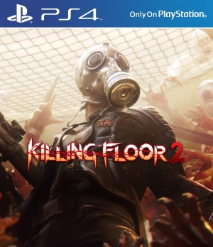 Copertina Killing Floor 2 - PS4