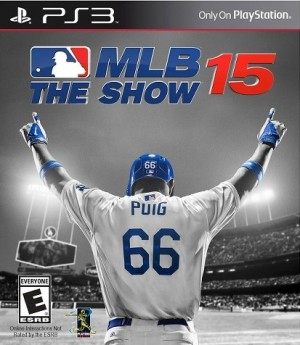 Copertina MLB 15 The Show - PS3