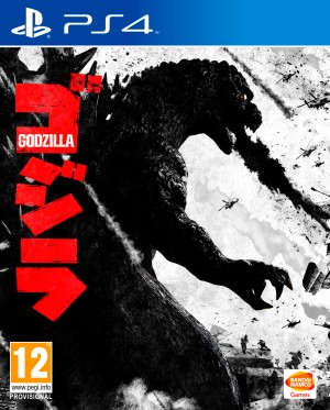 Copertina Godzilla: The Game - PS4