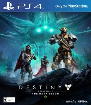 Copertina Destiny - L'Oscurità dal Profondo - PS4