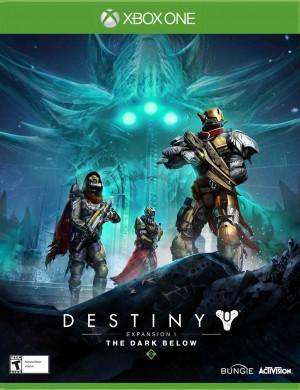 Copertina Destiny - L'Oscurità dal Profondo - Xbox One