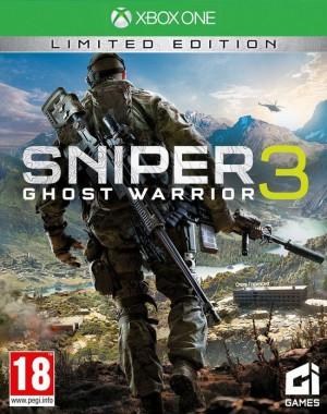 Copertina Sniper: Ghost Warrior 3 - Xbox One
