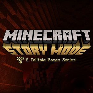 Copertina Minecraft Story Mode - Episode 1: The Order of Stone - iPad