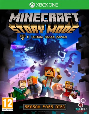 Copertina Minecraft Story Mode - Episode 1: The Order of Stone - Xbox One