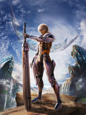 Copertina Mobius Final Fantasy - iPad