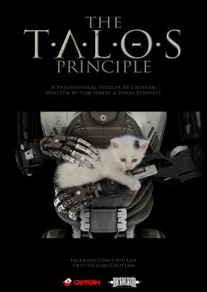 Copertina The Talos Principle - PC