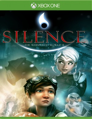 Copertina Silence - The Whispered World 2 - Xbox One