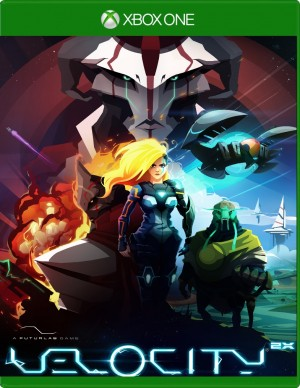 Copertina Velocity 2X - Xbox One