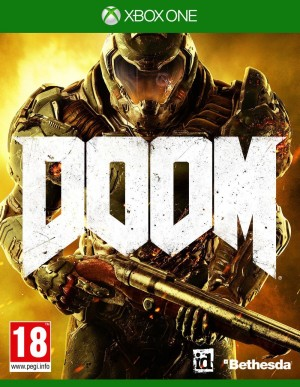 Copertina DOOM (2016) - Xbox One