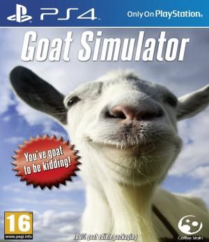 Copertina Goat Simulator - PS4