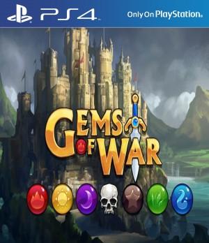 Copertina Gems of War - PS4