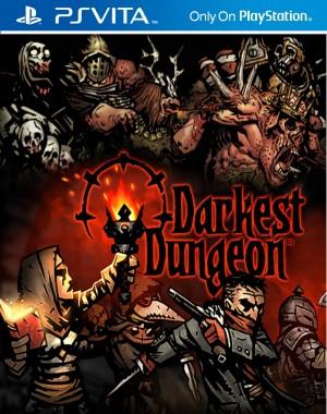 Copertina Darkest Dungeon - PS Vita