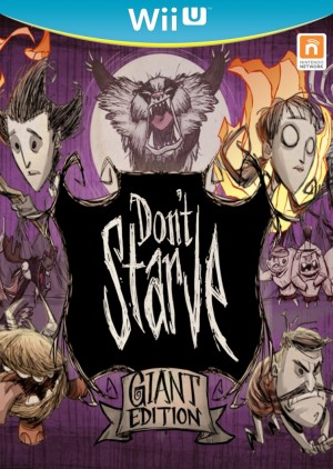 Copertina Don't Starve: Giant Edition - Wii U