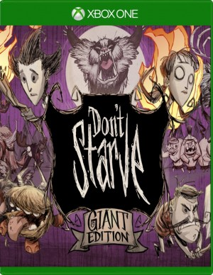 Copertina Don't Starve: Giant Edition - Xbox One
