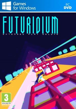 Copertina Futuridium EP Deluxe - PC