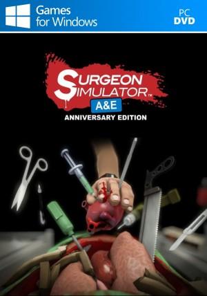 Copertina Surgeon Simulator A&E Anniversary Edition - PC
