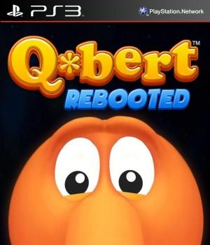 Copertina Q*Bert Rebooted - PS3