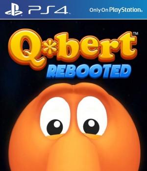 Copertina Q*Bert Rebooted - PS4