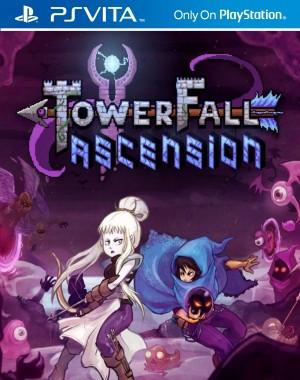 Copertina TowerFall Ascension - PS Vita