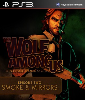 Copertina The Wolf Among Us Episode 2: Smoke & Mirrors - PS3