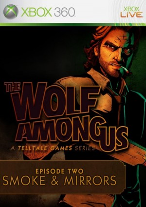 Copertina The Wolf Among Us Episode 2: Smoke & Mirrors - Xbox 360