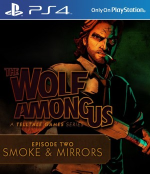 Copertina The Wolf Among Us Episode 2: Smoke & Mirrors - PS4