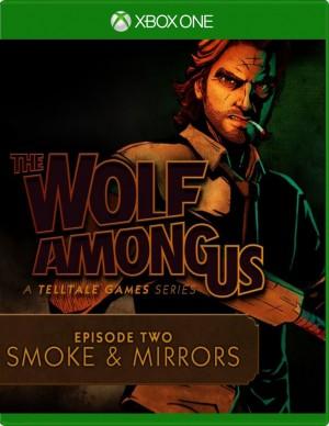 Copertina The Wolf Among Us Episode 2: Smoke & Mirrors - Xbox One