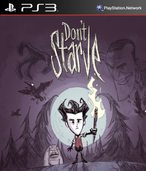 Copertina Don't Starve - PS3