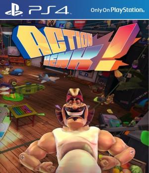 Copertina Action Henk - PS4