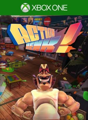 Copertina Action Henk - Xbox One