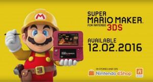 Copertina Super Mario Maker - 3DS