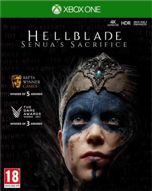Copertina Hellblade: Senua's Sacrifice - Xbox One