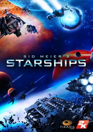 Copertina Sid Meier's Starships - PC