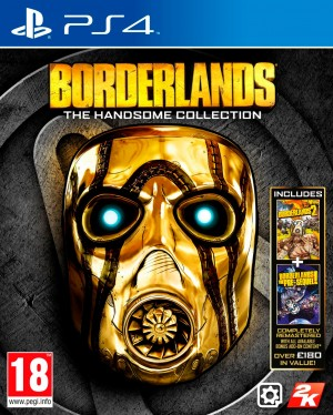 Copertina Borderlands: The Handsome Collection - PS4